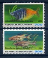 Indonesia 1994 / Fish MNH Peces Fische  Poisson / C8016   2-15 - Peces