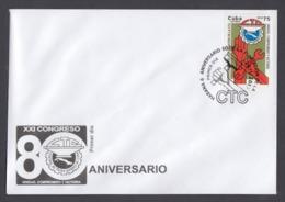 FDC ANIVERSARIO FUNDACIÓN CTC CUBA 2019 - FDC