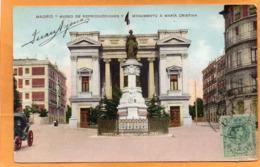 Barcelona Spain 1911 Postcard Mailed - Barcelona
