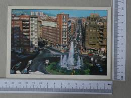 SPAIN - PLAZA ZABALBURU -  BILBAO -   2 SCANS    - (Nº31726) - Vizcaya (Bilbao)