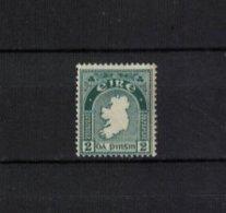 IRLAND , Ireland , 1922 / 1923 ( 1922 ) , ** , MNH , Postfrisch , Mi.Nr. 43 A - 1922-37 État Libre D'Irlande