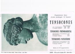 BUVARD : TENSOCONES  HYPERTENSEUR DOUX - - Produits Pharmaceutiques