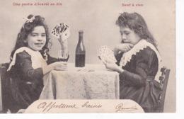 CARTES A JOUER(ENFANT) BERGERET - Petits Métiers à Paris