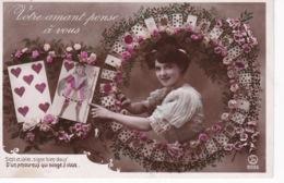 CARTES A JOUER(FEMME) - Petits Métiers à Paris