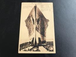 435 - SAINT NAZAIRE Lancement Du Transatlantique «NORMANDIE» 29 Octobre 1932 - Steamers