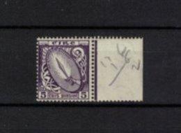 IRLAND , Ireland , 1922 / 1923 ( 1923 ) , ** , MNH , Postfrisch , Mi.Nr. 47 A - 1922-37 État Libre D'Irlande