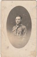 Rare Cpa Photo Jeune Scout - Padvinderij