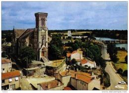 Carte Postale 85.  Apremont  Quartier De Léglise  Le Barrage Et Le Lac Trés Beau Plan - Non Classés
