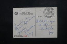 FRANCE - Carte Postale + Oblitération De La Convention Rotary à Nice En 1967 - L 44267 - 1961-....