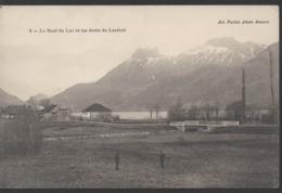 ANNECY__ LE BOUT DU LAC ET LES DENTS DE LANFONT - Annecy