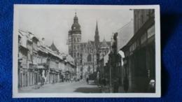 Kosice Srobárova Ulica Slovakia - Slovacchia