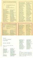 Parochie O.L.V. Hemelvaart Erembodegem - Overleden Personen 1970-1971 / 1975-1976 / 1982-1983 - Avvisi Di Necrologio