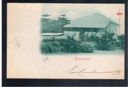 TANZANIA Bagamoyo 1900 Old Postcard - Tanzania