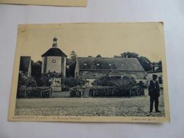 Cpa - (78) - Rambouillet - La Bergerie Nationale - Combier Imp Macon 1939 - Rambouillet