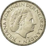 Monnaie, Pays-Bas, Juliana, Gulden, 1969, TB, Nickel, KM:184a - 1948-1980 : Juliana