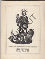 Sankt Vith Viering Sint-Vitus-Octaaf 1952  (R356) - Oud