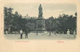 Ukraine - Odessa - Denkmal Woronzow's - Ukraine