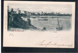 TANZANIA Dar- Es- Salam Hafen 1900 Old Postcard - Tanzania