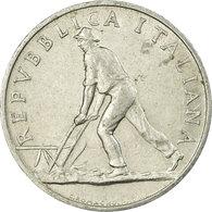 Monnaie, Italie, 2 Lire, 1948, Rome, TB+, Aluminium, KM:88 - 1946-… : República