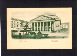88216    Belgio,   Bruxelles,  Teatre  Royal,  NV - Monumenti, Edifici