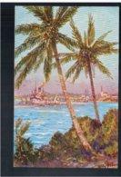 TANZANIA Kolonialkriegerdank Daressalam Künstlerkarte Prof. Willy Stöwer  Old Postcard - Tanzania