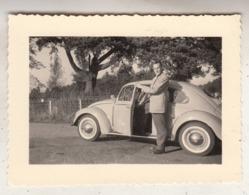 VW Coccinelle - Kever - 1958 - Photo 7 X 10 Cm - Automobiles