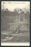 1.1 // CPA - ANDENNE - La Fontaine - Place Du Chapitre   // - Andenne