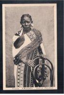 TANZANIA Femme Nbondey Girl, Dar-es-Salaam Ca 1920 Old Postcard - Tanzania