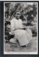 TANZANIA  Buganda Youth At His Lessons, Dar- Es- Salaam  Old Photo Postcard - Tanzania