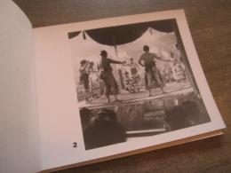 Rare Antique Booklet Photographs Photo SUMO Wrestling JAPAN Tokyo Kokugi-kan Hagoroyama Champion Francis Haar - Sporten
