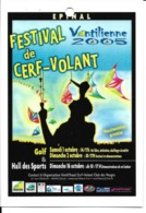 88 - Epinal - Festival De Cerf-Volant - Epinal