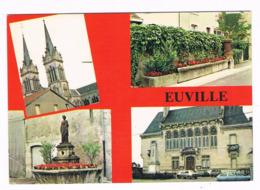 EUVILLE  55  Multivues 1961 - Otros Municipios