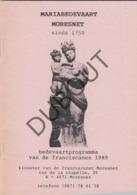MORESNET Mariabedevaart 1989  (R350) - Oud