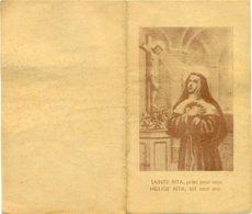 Heilige Rita Van Cascia - Patrones Der Hopeloze Gevallen - Avocate Des Causes Désespérées - Religion & Esotérisme