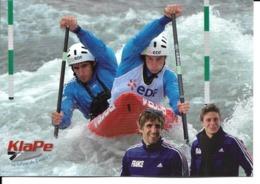 88 - Epinal - Canoë-Kayak - Klauss-Peche - Sélectionnés J.O De Londres 2012 - Epinal