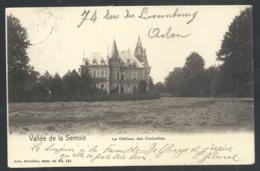 1.1 // CPA - Vallée De La Semois - Château Des Croisettes - Cachet Arlon - Nels Série 40 N° 161  // - Arlon