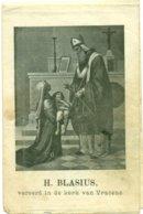 H. Blasius Vereerd In De Kerk Van Vracene - Vrasene - Religion & Esotérisme