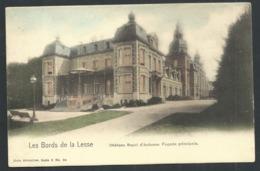 1.1 // CPA - Bords De La Lesse - Château Royal D'ARDENNE - Nels Couleur Série 8 N° 24  // - Houyet