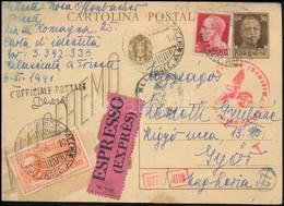 1943 - Francobolli