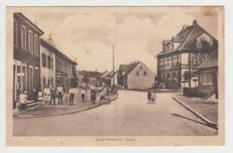 AB324 - ALLEMAGNE - LAUTERBACH - SAAR - Animée ! - Saarbruecken