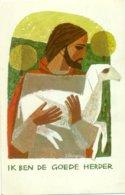 Roeping Van Z.E.H. J Houtman Tot Priester - Parochie O.L.V. Opdracht Te Okegem - 1966 - Anuncios