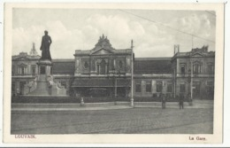 Leuven - Louvain - La Gare - Leuven