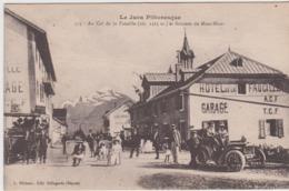 AIN - 5513-  Le Jura Pittoresque - Au  Col De La Faucille Et Sommet Du Mont Blanc - Non Classés