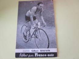CP Gilbert Bauvin - Cyclisme