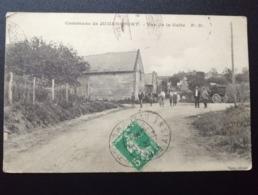 CPA Commune De Jumencourt 02380 / Vue De La Halte Animée - Frankreich