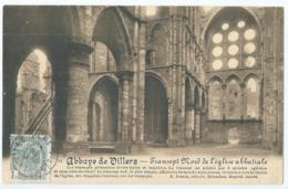 Abbaye De Villers - Transept Nord De L'église Abbatiale - E. Desaix No 12 - 1912 - Villers-la-Ville