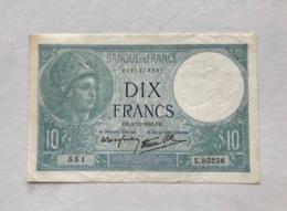 FRANCE P84 10 FRANCS  04.12.1941 VF - 1871-1952 Antichi Franchi Circolanti Nel XX Secolo