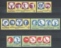 Philippines - YT 1970-1975 ** MNH - 1993 - Sports - Filipinas