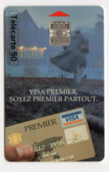 FRANCE EN1115 Carte Visa Premier 50U Date 12/94 Tirage 10450 Ex - Frankreich