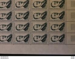 TAAF - PLANCHE 25 TIMBRES NEUFS ETAT LUXE PO 94 Et PO 94A Avec Coin Daté SANS Ou SIGNATURE PARTIELLE - Nuevos